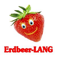 Erdbeer-LANG Logo